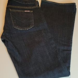 Women's Hudson Mid-Rise Stretch Bootcut Jeans 28